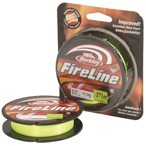 Berkley Fireline Green Flame 270m