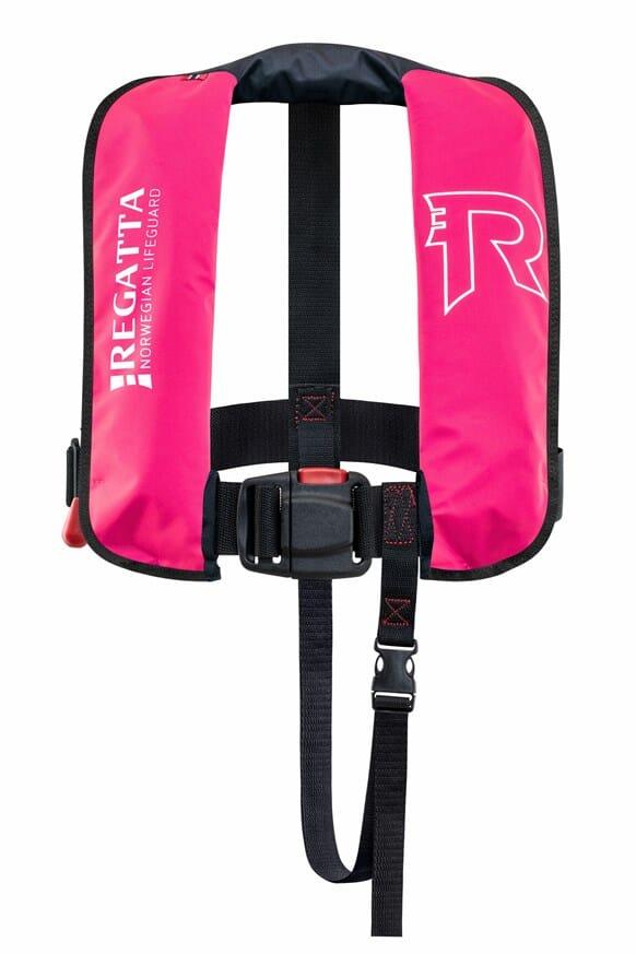 3aa15295a Regatta Aquasafe junior rosa - NORSK FLETTERI AS