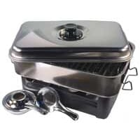 Ron Thompson Deluxe Smoke Oven Large